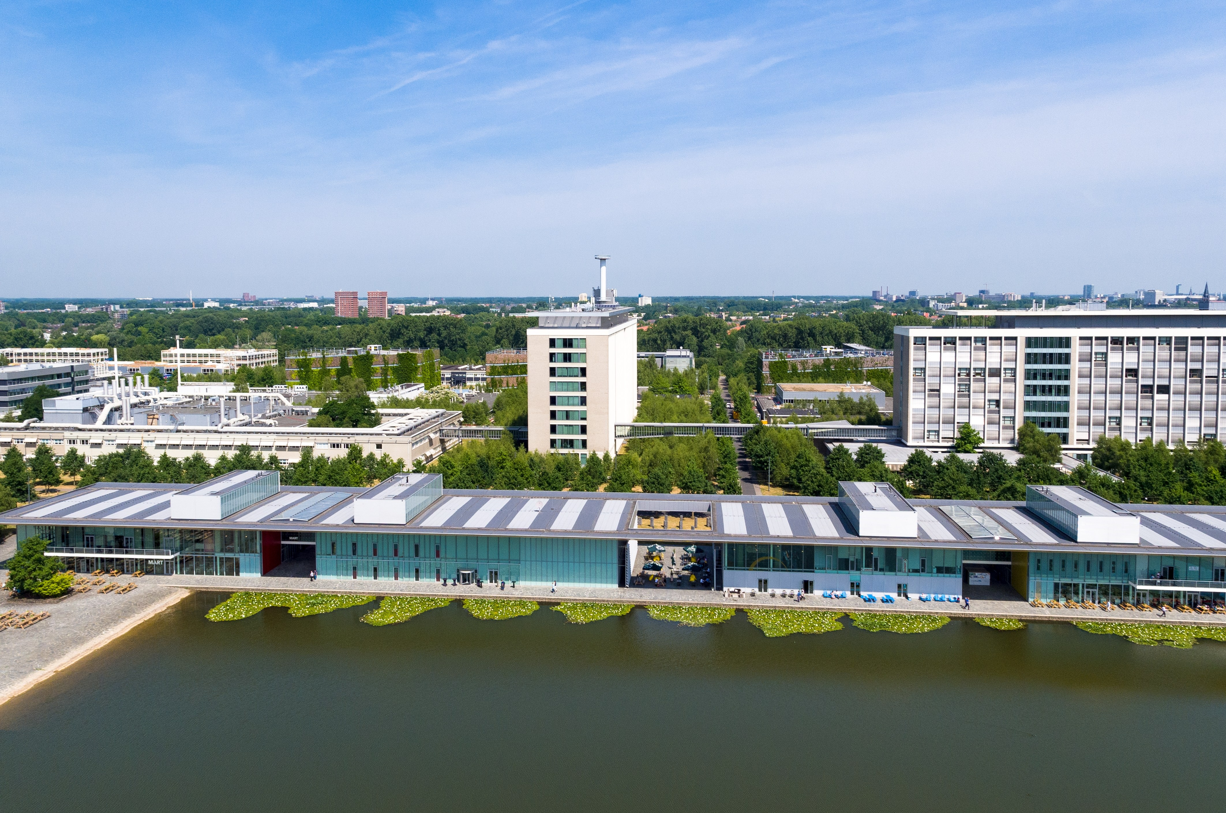 Startups are booming at High Tech Campus – HighTechXL Plaza